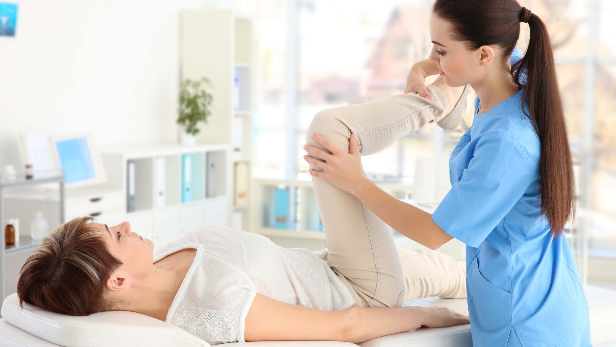 Curso de Auxiliar de Fisioterapia e Massagem